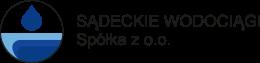 Logo Sądeckie Wodociągi Sp. z o.o.